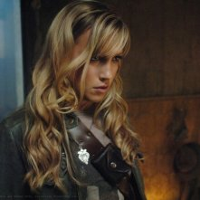 Katie Cassidy nel ruolo di Ruby nell'episodio 'The Magnificent Seven' della serie Supernatural