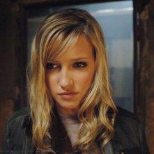 Katie Cassidy nel ruolo di Ruby, un demone che aiuta i fratelli Winchester nell'episodio 'The Magnificent Seven' della serie Supernatural