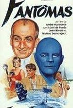 La locandina di Fantomas 70