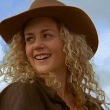 Rachael Carpani nel ruolo di Jodi Fountain nella serie tv 'Le sorelle McLeod'