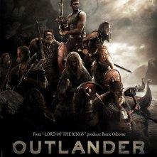 La locandina di Outlander