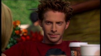 Seth Green in una scena dell'episodio 'Lupi mannari' della quarta stagione di Buffy - L'ammazzavampiri