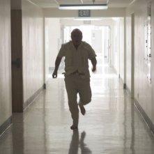 Anthony Hopkins in una scena del film Slipstream - Nella mente oscura di H.
