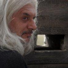 Franco Oppini in una scena del fantasy L'anno mille