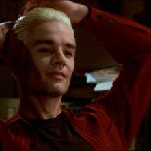 James Marsters nell'episodio 'Le pattuglie della notte' della quarta stagione di Buffy - L'ammazzavampiri