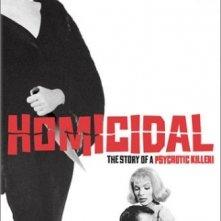 La locandina di Homicidal