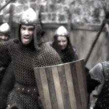 Marco Bonini in una immagine del film L'anno mille