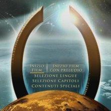 Un'immagine del menù di Stargate - L'arca della verità
