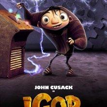 La locandina di Igor