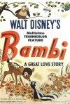 La locandina di Bambi