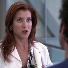 Kate Walsh interpreta la dottoressa Addison Montgomery-Sheperd nella serie tv Grey's Anatomy, episodio: Let it be