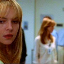 Katherine Hiegl interpreta il ruolo della bella Isobel, Izzie, Stevens nella serie tv Grey's Anatomy, episodio 'Quando il gioco si fa duro'