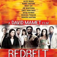 La locandina di Redbelt