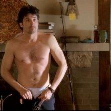 Patrick Dempsey interpreta il Derek Sheperd, il dottor 'Stranamore', nell'episodio 'Quando il gioco si fa duro' della serie tv Grey's Anatomy
