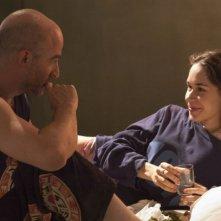 Angelo Orlando e Mimosa Campironi in una scena del film Sfiorarsi