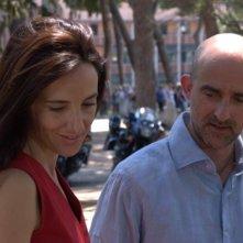 Angelo Orlando e Valentina Carnelutti in una sequenza del film Sfiorarsi