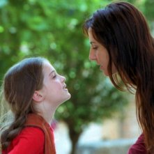 Beatrice Maione e Valentina Carnelutti in una scena del film Sfiorarsi