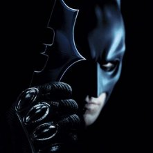Character Poster per Christian Bale in The Dark Knight