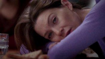 Ellen Pompeo nell'episodio 'Time has come Today' della serie Grey's Anatomy