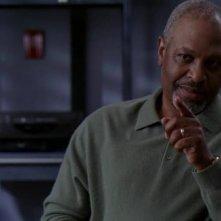 James Pickens Jr. nel ruolo del dottor Webber nell'episodio 'Losing my Religion' della serie Grey's Anatomy