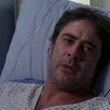Jeffrey Dean Morgan nell'episodio '17 seconds' della serie tv Grey's Anatomy