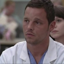 Justin Chambers nell'epsiodio 'Tell me sweet little lies' della serie tv Grey's Anatomy