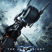 La locandina di The Dark Knight
