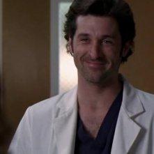 Patrick Dempsey nell'episodio 'Baind-Aid Covers the Bullet Hole' della serie tv Grey's Anatomy