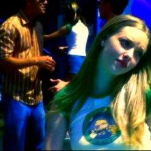 Amanda Seyfried in una scena dell'episodio pilot 'Benvenuti a Neptune ' di 'Veronica Mars'