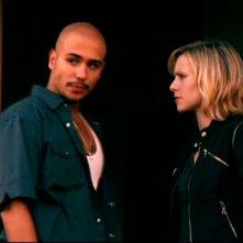 Francis Capra e Kristen Bell in una scena dell'episodio 'Questione di fiducia' della prima stagione di 'Veronica Mars'