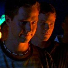 Jason Dohring in una scena dell'episodio 'Questione di fiducia' della prima stagione di 'Veronica Mars'
