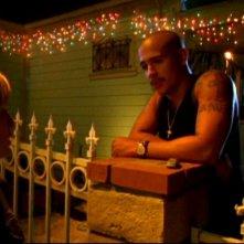 Kristen Bell e Francis Capra in una scena dell'episodio 'Questione di fiducia' della prima stagione di 'Veronica Mars'
