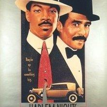 La locandina di Harlem Nights