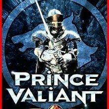 La locandina di Il mistero del principe Valiant