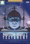 La locandina di Il testamento del professor Dowell