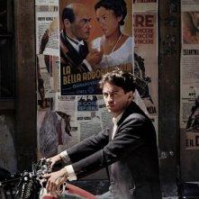 Alessio Boni in una scena del film Sangue pazzo