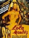 La locandina di Lola Montes