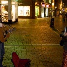 Markéta Irglová e Glen Hansard in una scena del film Once, 2006