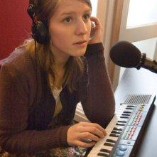 Markéta Irglová in una sequenza del film Once da lei interpretato nel 2006