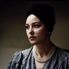 Monica Bellucci in una scena del film Sangue pazzo diretto da Marco Tullio Giordana