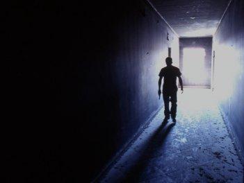 Una scena del film Gomorra (2008)