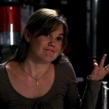 Jennifer Hall, nel ruolo di Clara, una piromane affetta da manie ossessivo-compulsive nell'episodio 'Compulsion' della serie Criminal Minds