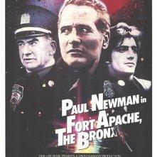 La locandina di Bronx 41º distretto di polizia