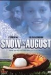 La locandina di La neve in agosto