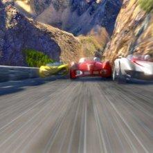 Una sequenza spettacolare dal film Speed Racer