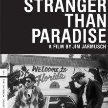 La locandina di Strangers than Paradise