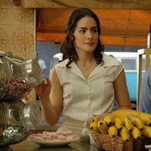 Liliana Castro in una scena del film L'anno in cui i miei genitori andarono in vacanza