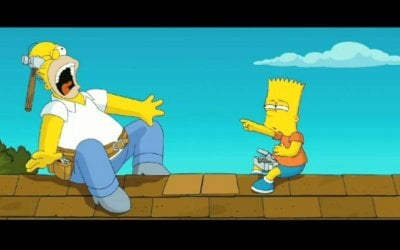 The Simpsons Movie - Trailer 2