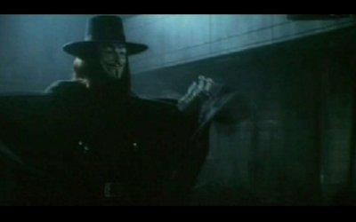 V per Vendetta - Trailer italiano