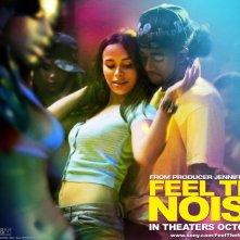 Wallpaper del film Feel the Noise - A tutto volume con Zulay Henao e Omarion Grandberry